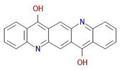 Pigmentti-violetti-19-Molecular-rakenne